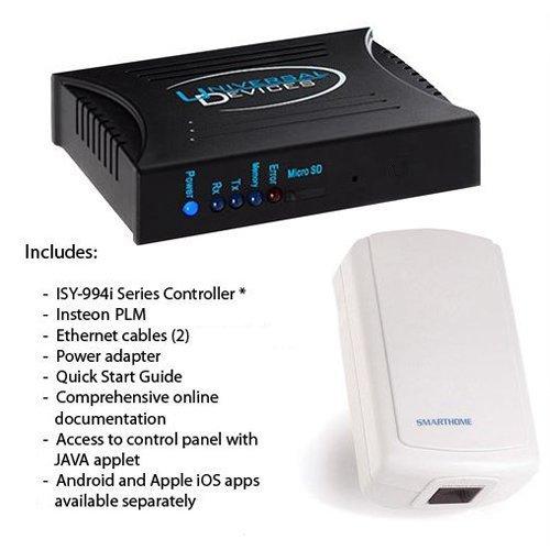 ISY-994i ZW+ PRO Insteon / Z-wave Controller, PLM
