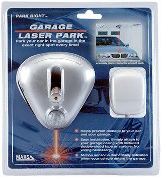 Maxsa Garage Laser Park System Single