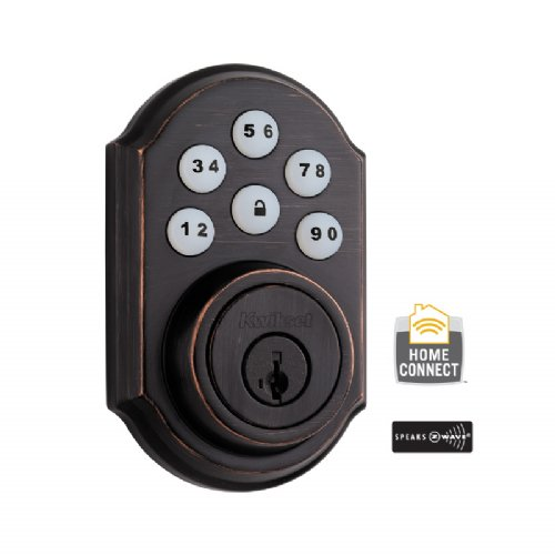 Kwikset Traditional Z Wave Deadbolt 910trl Zw L03 Smt